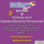 Violencia contra la mujer ya no es una cuestión privada.#NoTeCallesDenuncia #DaleVidaATusDerechos http://t.co/0PaKUIDJz0
