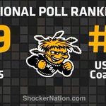 Shocks moving up! #9 in AP Top 25 & #10 in USA Today Coaches Poll #Winning http://t.co/rVwZzKqkgw