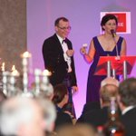 Announcing the £12K+ raised by HC&PD on Friday night @kingsmillshotel Tiny bit of paper for such a huge sum! http://t.co/K4BODIliNG
