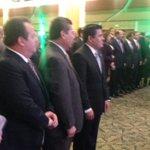 Acompañando a la Senadora @GOrtizGlez en su informe de Actividades Legislativas. http://t.co/km5YaSjns3