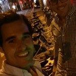 Con @pedrobosquet en @malaga bici a la reunión del @PPMalaga en Bailen con @ElisaBailen http://t.co/MEe6uKTq6L