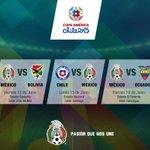 ¡Aparten estas fechas en su agenda del 2015! #CopaAmérica @CA2015 http://t.co/t8vx7JbQMd