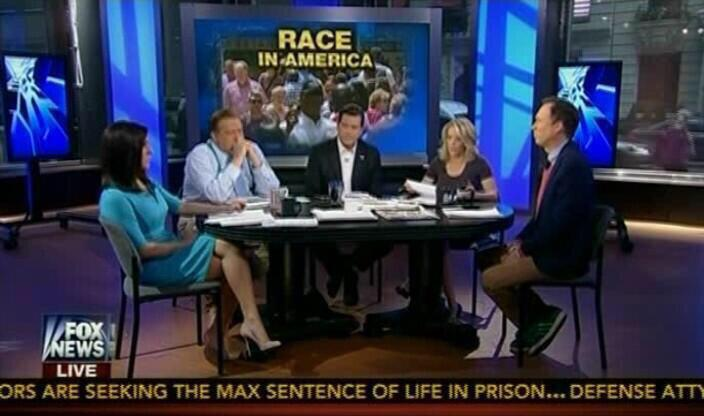 RT @Bipartisanism: BREAKING: Fox News Hosts #Ferguson Panel On 'Race In America' Composed Exclusively of White People. http://t.co/GWPZJRlU?