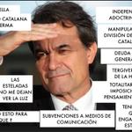 #MasConfusio els Catalans estem deixats de la mà de deu. Volem un President per tots els Catalans #LaHoraAzulPP180 http://t.co/f9KeK5pdTH
