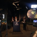 Talking about water conservation at @AquariumPacific with @RepLowenthal   #SaveWaterLB http://t.co/HQdyMpMkf1