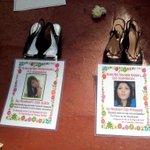 Zapatos de desaparecidas en Morelos colocados ante el Tribunal Superior de Justicia de Morelos por familiares y CIDHM http://t.co/lhtccQeyuM