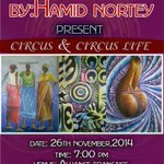 Come and check out brilliant artworks by young Ghanaian artist H. Nortey. Exhibition opens Weds 26 Nov 7pm @AF_Accra http://t.co/ae1A2szlVR