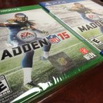 #MaddenMonday! RT this & follow @patriots to enter to win 1 of 6 @EAMaddenNFL 15 games. http://t.co/iNIQ94NWb0 http://t.co/VN5ItJzRir