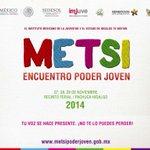 """@gobiernohidalgo: ¡semana de #MetsiPoderJoven! Registro gratis: http://t.co/4HqzkuunLA @Paco_Olvera @RomeroCoello http://t.co/yFT7rhz6Xt????"