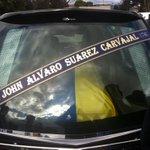 """""""@noraelisa44: Héroe asesinado vilmente por las FARC, como no era mi hijo no me importa, dirá Santos http://t.co/7n8StcJweQ""""@JuanManSantos"""