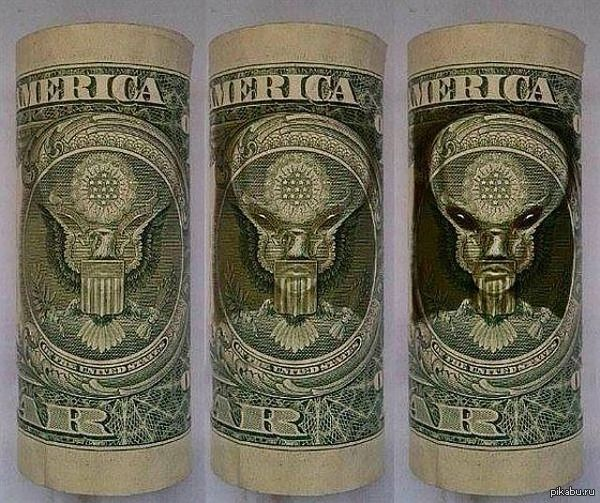 Effect of increasing contrast on a dollar yields bearded alien wearing a turban. By @el_temif via @gohsuket http://t.co/Tf26LsdfPq