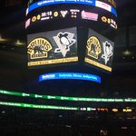 Thanksgiving Week. I am thankful for the #NHLBruins and having @Midge_deFault with me for all the games. http://t.co/mUfSSJZ3mO