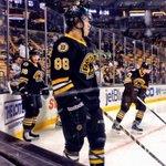 Kevan Miller is in awe of the greatness he sees before him. RT @NHLBruins: Pastrnak. #NHLBruins http://t.co/yZxGnfu7of