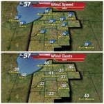 WIND ADVISORY extended until 10 PM for most of Michiana. Gusts still topping 30 MPH as of 7 PM http://t.co/GlTUhwCwi0