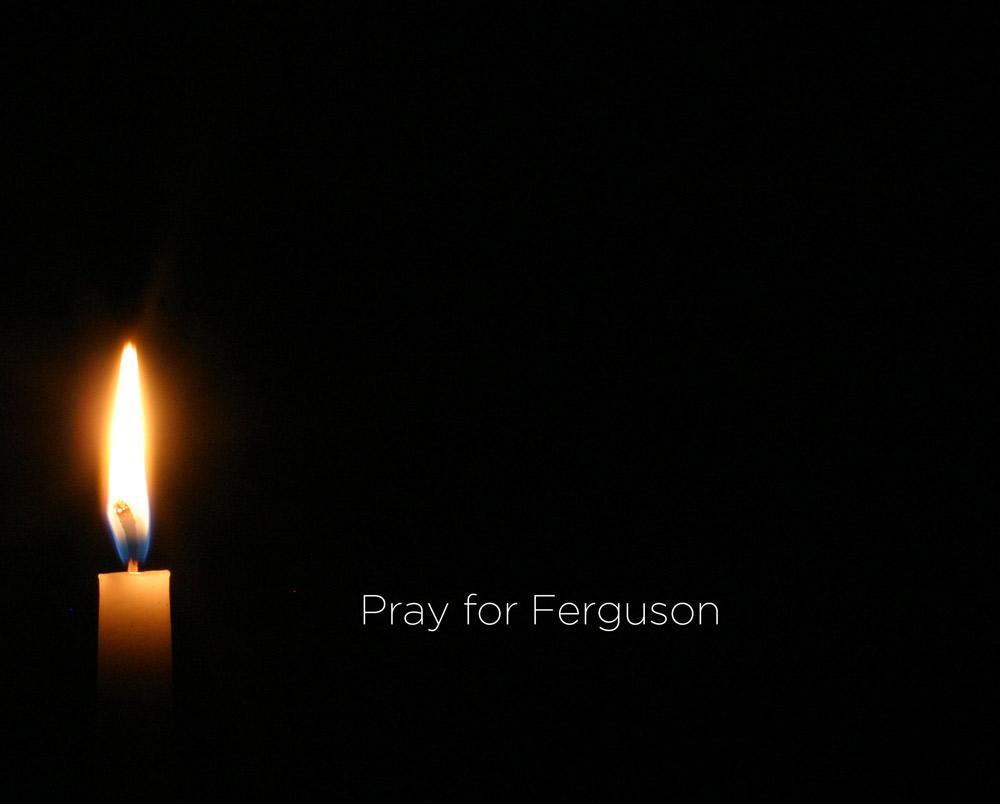 As we wait, we pray. #Ferguson http://t.co/h39Q0xhETe
