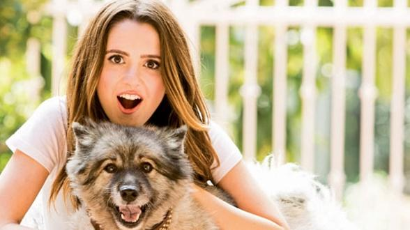 Disney Superstar Laura Marano is All That… and She Loves #Dogs: http://t.co/TcFQiAbNra via @ModernDogMag #petnews http://t.co/3WNRjtKLta
