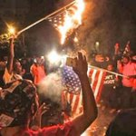I dont care what side you agreed with on the Ferguson Trial... No American should act like this. http://t.co/UG4wiVQ8st
