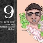9 Carlos Lorenzo #AyotzinapaNoSeOlvida #FueElEstado #DestitucionyJuicioEPN http://t.co/jtR8zfu7f4