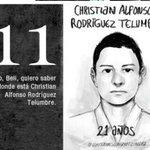 11 Christian Alfonso #AyotzinapaNoSeOlvida #FueElEstado #DestitucionyJuicioEPN http://t.co/NOCbT3tCt4