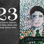 23 Jorge Álvarez #AyotzinapaNoSeOlvida #FueElEstado #DestitucionyJuicioEPN http://t.co/WTh1JxAQ7s