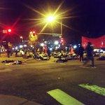 Right now in Denver. #FergusonDecision #Ferguson http://t.co/Y6TkORzLgW
