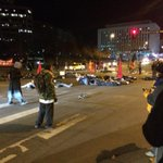 #BREAKING : Broadway and Colfax blocked in #Denver near Capitol after #FergusonDecision http://t.co/7Kxzx6DUTp
