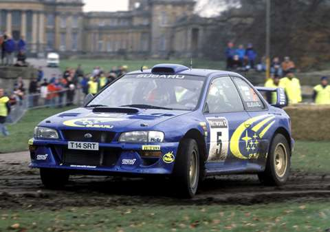On this day back in 2005 we sadly lost our last WRC Champion, Richard Burns. #WeWillRemember http://t.co/lwzskildGj