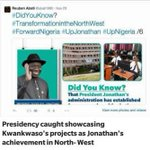 Presidential Spokesperson @abati1990 cought stealing. Atached Photo confirms Abati crediting Kano Govt project to GEJ http://t.co/rizcmB6Ww9