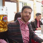 Happy 33rd birthday to a man who oozes cool, Xabi Alonso. Youll probably want to favourite this tweet. http://t.co/bTzQl3uivp