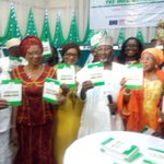 Congratulations to Nigeria women on the launch of @inecnigeria gender policy. http://t.co/mAW0NTzId9