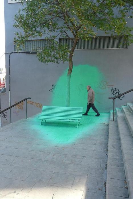 Graffiti or art? http://t.co/sgSsQzobuT