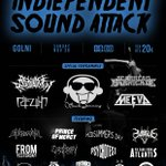 #gigs   INDIEPENDENT SOUND ATTACK   Golni, 30 Nov 2014   Ticket PS 10k @BattleBoomStore, OTS 20k   Info @YGoodFriends http://t.co/iQSGIB2nXG