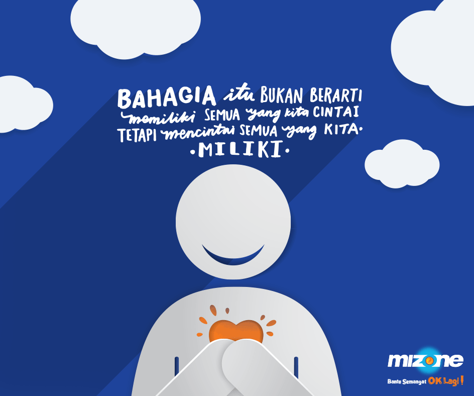 Jalani hidup dengan bersyukur dan penuh Semangat, kan ada Mizone! http://t.co/05pFbFmPLV