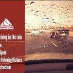 بتعرف تسوق بالشتاء ؟ ١. ضوّي أضواء السيّارة  ٢. خفّف السرعة  ٣. زيد المسافة مع السيارات قدّامك ٤. تجنّب التلهي http://t.co/ZjAiNFCQC5