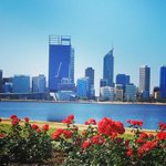 Looking good #perth ! 36 degrees and just gorgeous! @WestAustralia @tweetperth http://t.co/UW7VOmpBSP