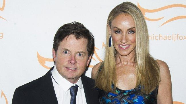 Michael J. Fox (@realmikefox), Stars Continue to Fund Parkinson's Research at Annual Gala