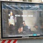 Lindécence des panneaux pub bloqués dans 16eme... @JCDecauxGlobal @Abbe_Pierre #paris #logement #pauvreté http://t.co/RahD5t0GAx