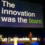 """In building a team, hire people who are smarter than you!"" @harper advises the #ind14 crowd http://t.co/Hgts0BvUJr"