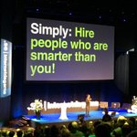 One of the keys for success-team+ #Purpose + #Diversity @harper #ind14 http://t.co/QSEeMO124h