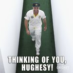 The support from the #CricketFamily today has been quite extraordinary: http://t.co/CTO8JdJ3Rd #ThoughtsWithHughesy http://t.co/WGdsnIwGLg