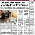 Hoxe @CuartoPblico no xornal @elcorreogallego !!! Grazas Ana Iglesias !!! http://t.co/MMls93JSV2