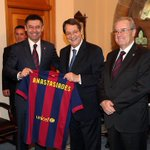 Josep Maria Bartomeu met the President of Cyprus, Nicos Anastasiades, in Nicosia today http://t.co/dhjY2mPnpw http://t.co/XSD7gT3wcE