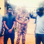 And the team paid a visit! Love from home. Remember to say a prayer for @kwawkese http://t.co/KwBnxUwK0A