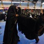 #Iran Basij women festival, #Tehran, today http://t.co/BBXxULCJo3