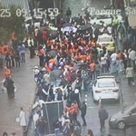 Marcha de No violencia contra la Mujer, en varios sectores de #Cuenca. http://t.co/zm7w6vzlQn