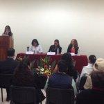 Nos encontramos en el Arranque de Capacitación para personal del Centro de Justicia para las Mujeres de Jalisco. http://t.co/iKSLO36FuC