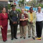 Ciudadanía entrega reconocimiento a labor policial en la prevención de delitos. Entérese>>http://t.co/7GrIOojG5a http://t.co/znogXyatQO