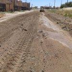Arreglo de calles en Simon Bolivar, desde 9 de Julio hasta Malvinas y Sixto Laspiur, desde Bolivar a Lugones http://t.co/ceLwuGESfh