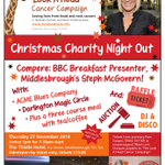See @stephbreakfast at the @Look_A_Head Cancer Campaign Charity event on 27th Nov at Thistle Middlesbrough. http://t.co/iaGtQIAIxJ