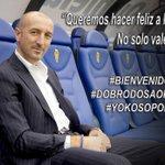 "Ranko Popovic llega al @RealZaragoza: ""No sólo vale ganar"". #BienvenidoPope #DobrodosaoRanko #YokosoPopoSan http://t.co/0DNJ9Wbc1V"